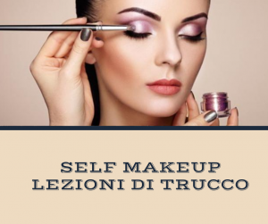 Self make up lezioni di trucco Udine